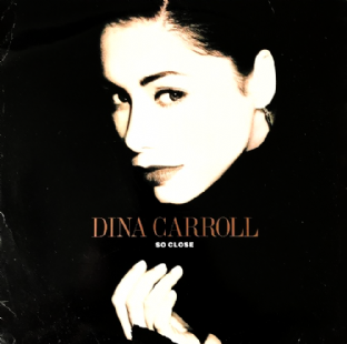 "Dina Carroll ‎- So Close (12"") (VG/G+)"